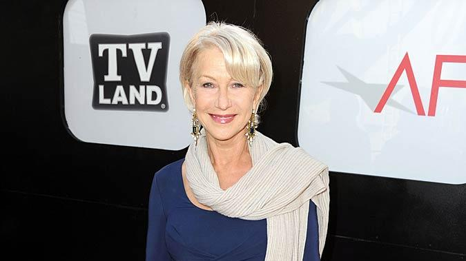 Helen Mirren AFI Honors