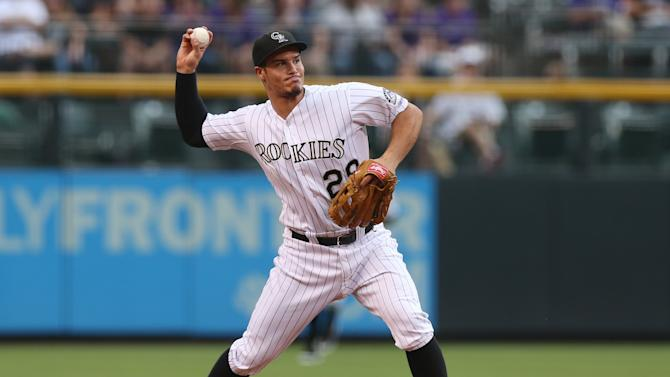 Arenado homers, Rockies beat Pirates 8-1