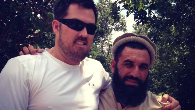 "How an Afghan and a Navy SEAL became ""brothers"""
