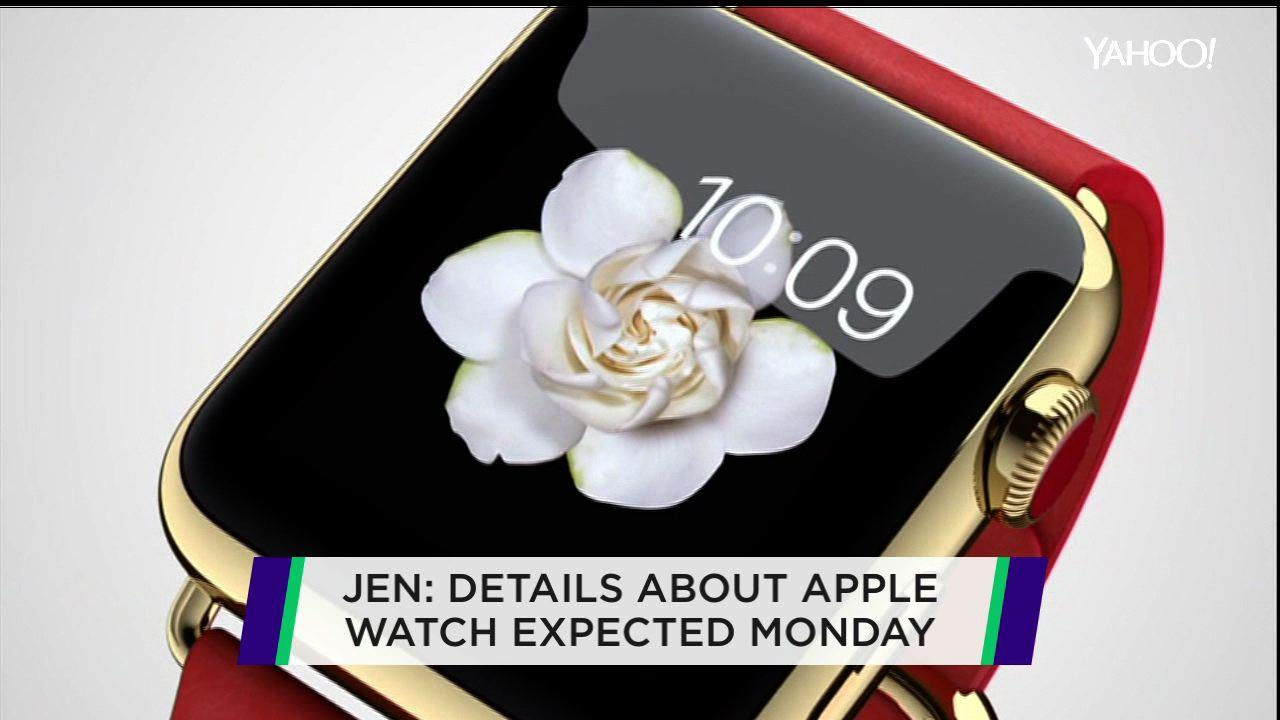 Apple Watch, retail sales, Europe and more: What to watch next week!
