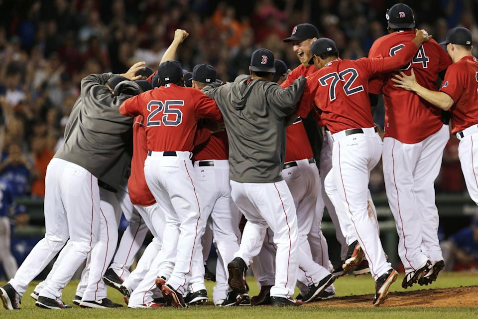 From worst to first, Red Sox return to postseason