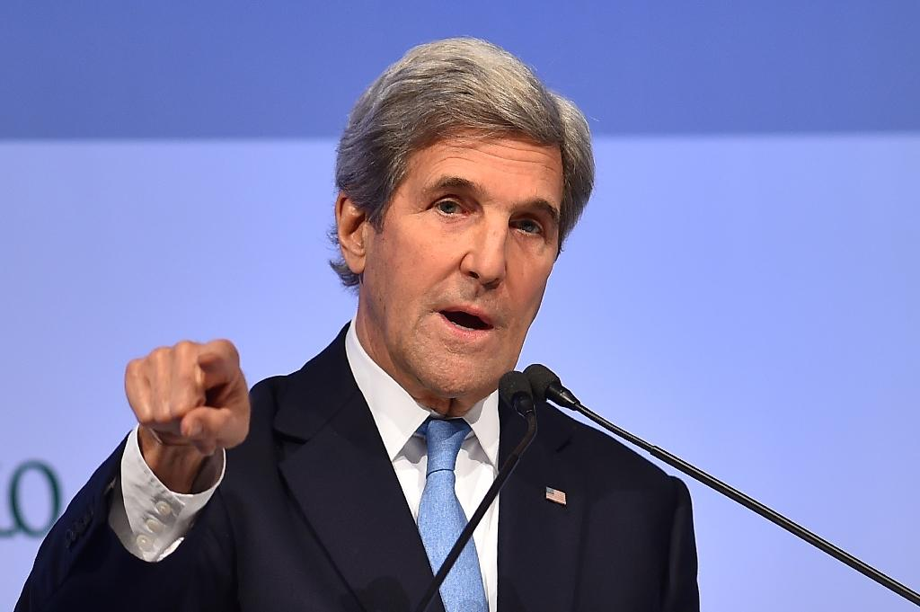 Kerry says would be valuable for Trump to seek advice before calls