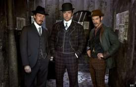 BBC One/BBC America Crime Series 'Ripper Street' Gets Second Season Order