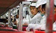 Apple Supplier Foxconn Employs 14-Year-Olds