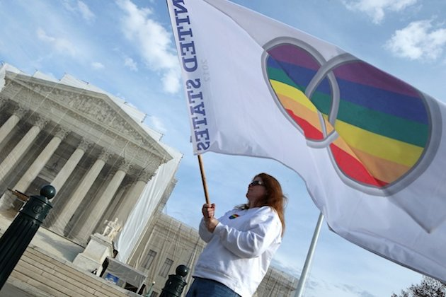 High court to hear key gay-marriage cases