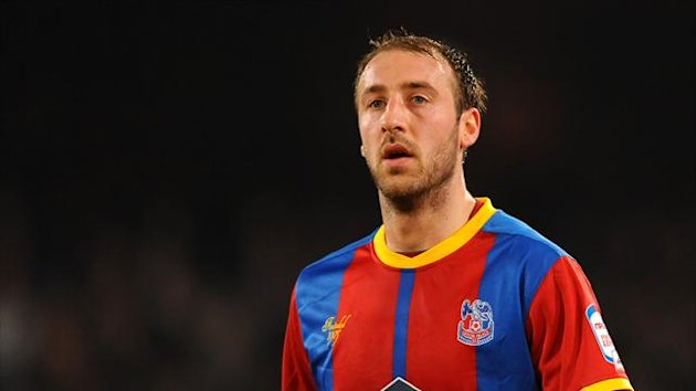 Glenn Murray has penned a new deal at Crystal Palace