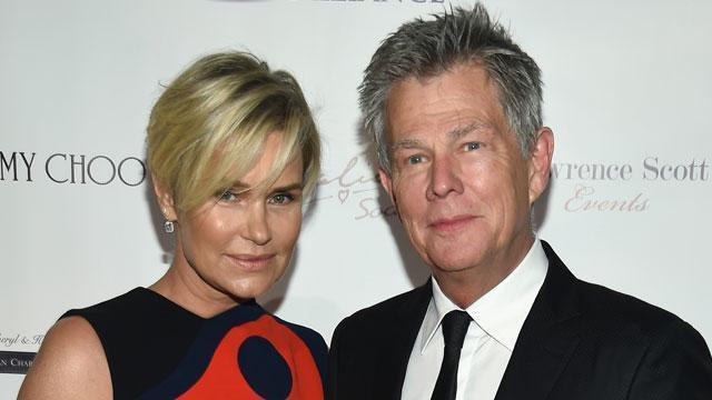 Yolanda Foster and David Foster Split