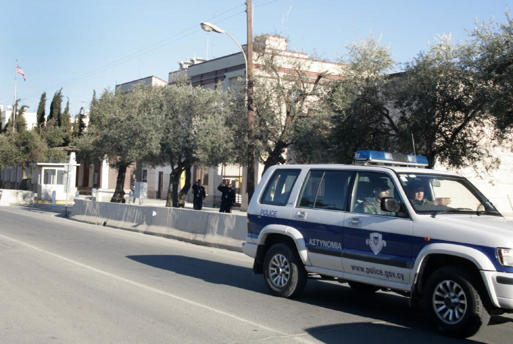Cyprus holds Lebanese man over possible bomb material