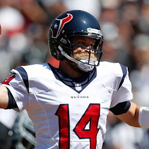 Can Houston Texans quarterback Ryan Fitzpatrick keep up his QB rating?