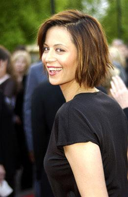 Premiere: Catherine Bell at the LA premiere of Paramount's Changing Lanes - 4/7/2002