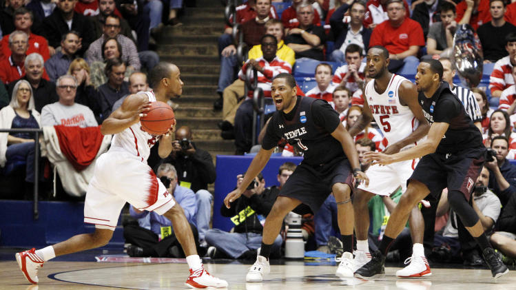 NCAA Basketball: NCAA Tournament-North Carolina State vs Temple