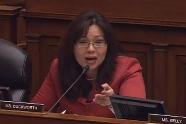 Congresswoman who shamed IRS contractor: 'Yesterday, I stood up for our Veterans'