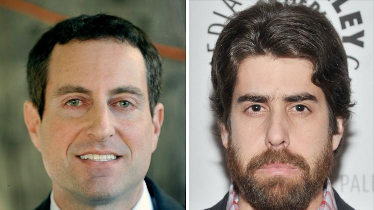 Howard K. Stern and Adam Goldberg