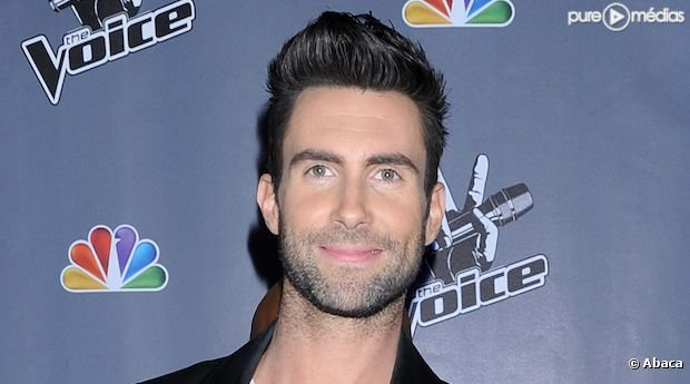 Adam Levine (Maroon 5) : premiers pas au cinma aux cts de Keira Knightley