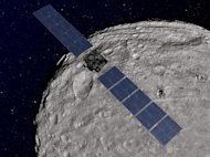 NASA's Dawn Spacecraft Hits Snag on Trip to 2 Asteroids