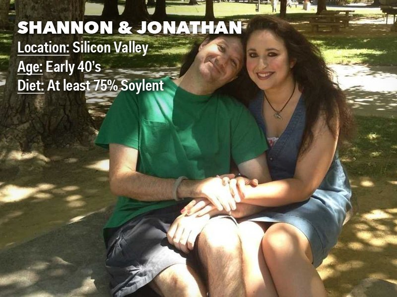 Shannon and Jonathan
