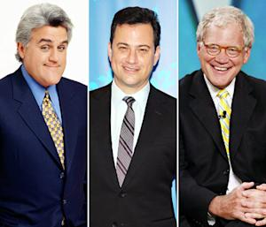 Jimmy Kimmel Beats Jay Leno, David Letterman in New Time Slot