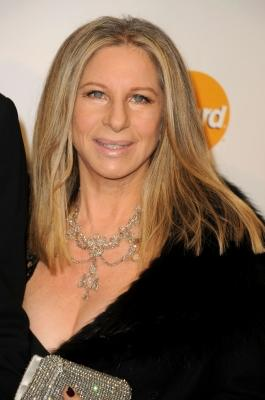 Barbra Streisand arrives at the 2011 MusiCares Person of the Year Tribute to Barbra Streisand held at the Los Angeles Convention Center on February 11, 2011 -- Getty Images
