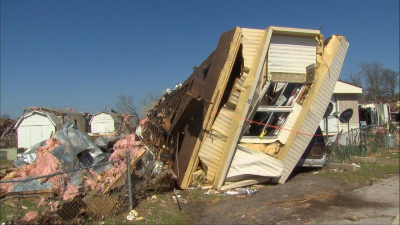 State of Emergency in Oklahoma After Outbreak of Deadly Tornadoes