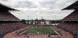 Pac-12 Conference North Division Football Stadiums in 2012