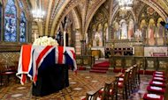 Thatcher Funeral: Body Moved To Westminster
