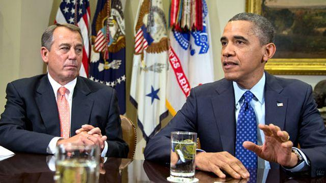Boehner done going one-on-one with Obama?