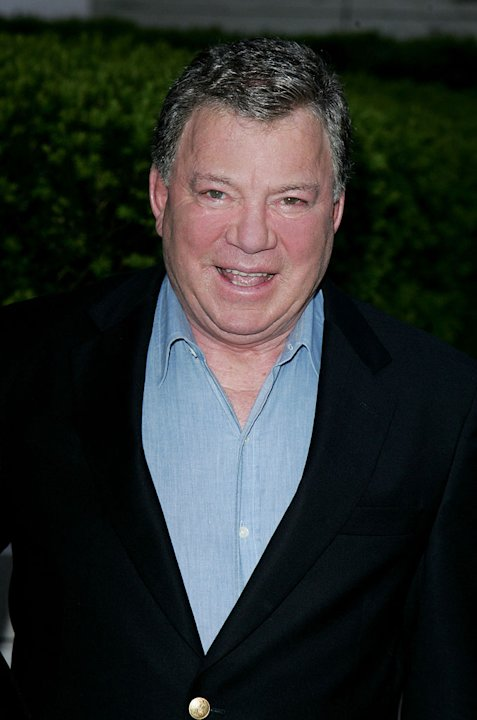 William Shatner at the ABC 2006-2007 Upfronts. 