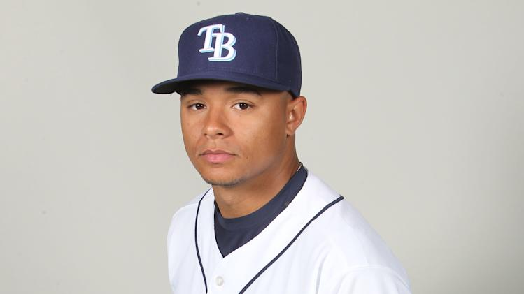 MLB: Tampa Bay Rays-Photo Day