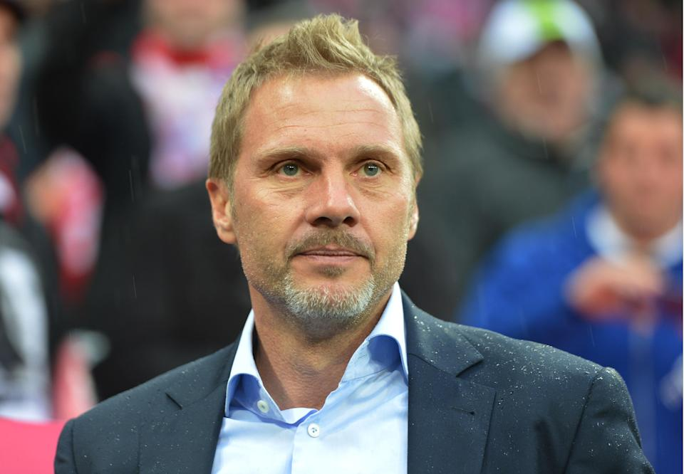 Hamburg fires coach Thorsten Fink after bad start
