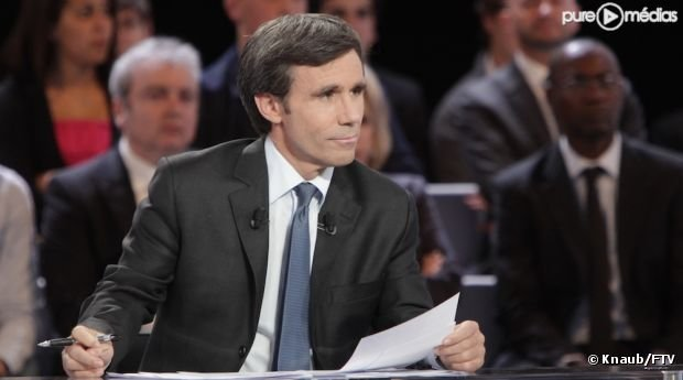 David Pujadas dbriefe le dbat : Je ne m&#39;attendais pas  autant de tension
