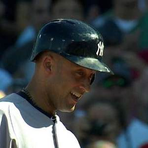 Jeter's final at-bat
