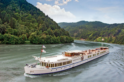Grand Circle Cruise Line's newly acquired M/S Chanson (formerly the River Cloud II) will operate a new Bordeaux itinerary in 2015.