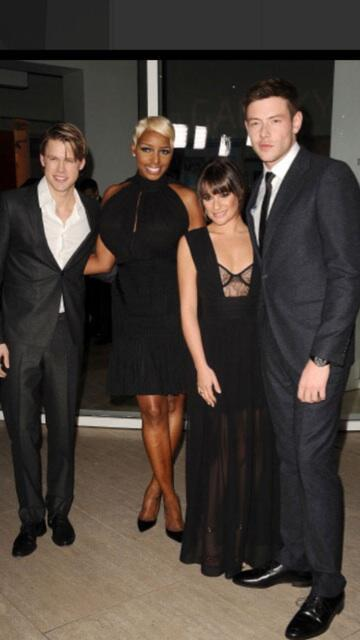 RIP, Cory Monteith: Stars Honor Him With Photos on Twitter - NeNe Leakes - These were fun times! I hate 2 see such a great young actor leave us so soon! RIP @corymonteith my prayers r wit u