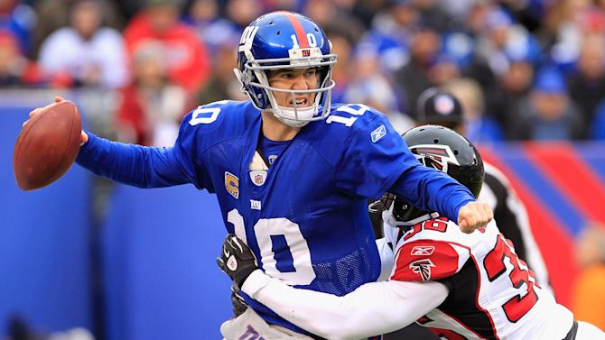 Wild Card Playoffs - Atlanta Falcons v New York Giants