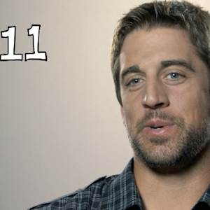 """NFL Films Drawn: """"Coin Tossed' starring Aaron Rodgers"""