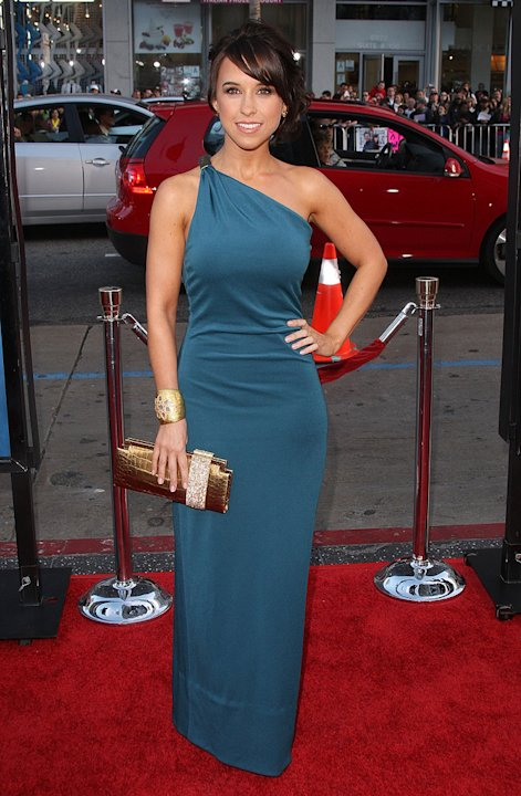 Ghosts of Girlfriends Past LA Premiere 2009 Lacey Chabert