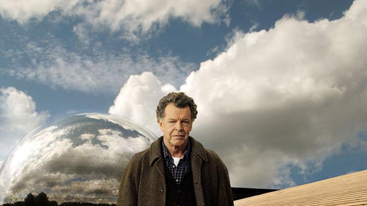 "John Noble stars as Walter Bishop in ""Fringe."""