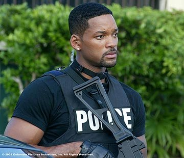 Will Smith in Columbia's Bad Boys II