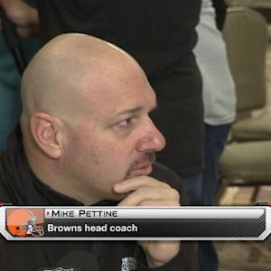 Pettine: I'm optimistic Manziel will be back in April