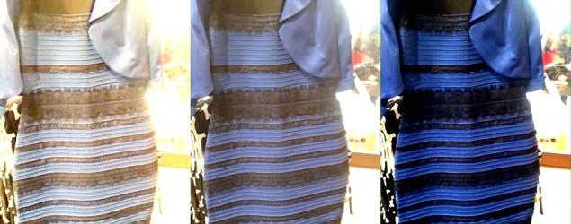 What 'The Dress' color you see says about you