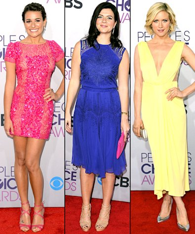 People's Choice Awards 2013: What the Stars Wore!