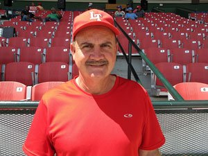 As a long-time baseball trainer, Homero Lahara helped Toronto Blue Jays home run king Jose Bautista make the Major Leagues.