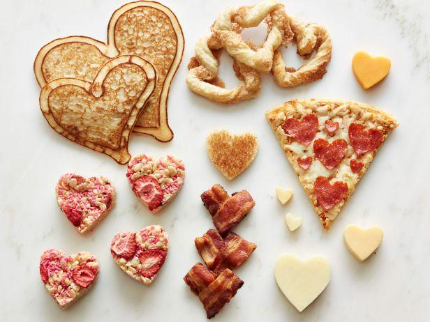 10 Heart-Shaped Foods to Make Your Sweetie on Valentine's Day