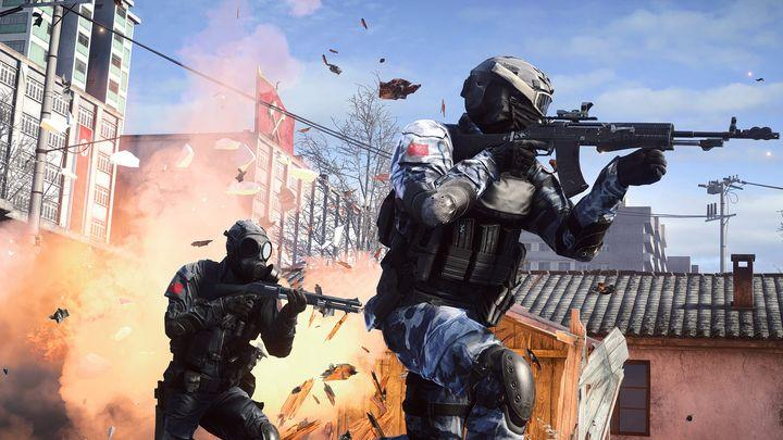 Battlefield 4's Spring Update arrives on Tuesday with new guns and a new multiplayer mode