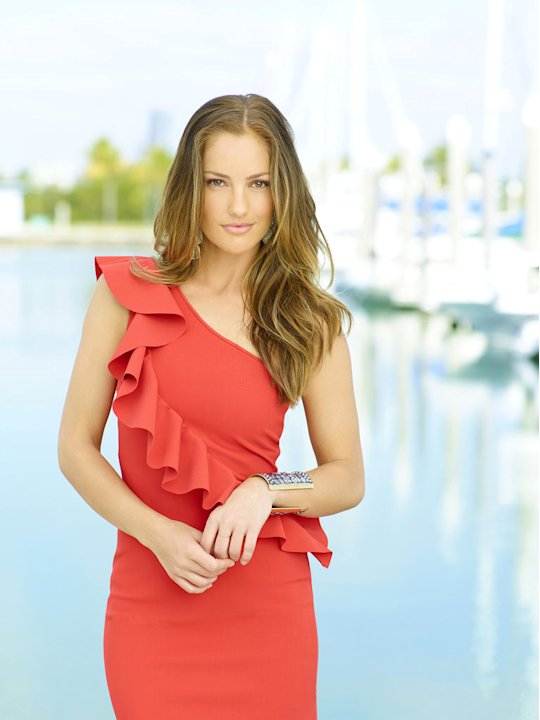 Minka Kelly stars as Eve in &quot;Charlie's Angels.&quot; 