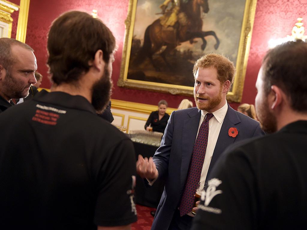 All Hail! Prince Harry's Amputee Rowing Team Completes Historic 47-Day Odyssey Across the Atlantic