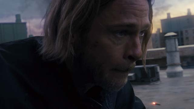 'World War Z' Extended Clip: Movement Is Life