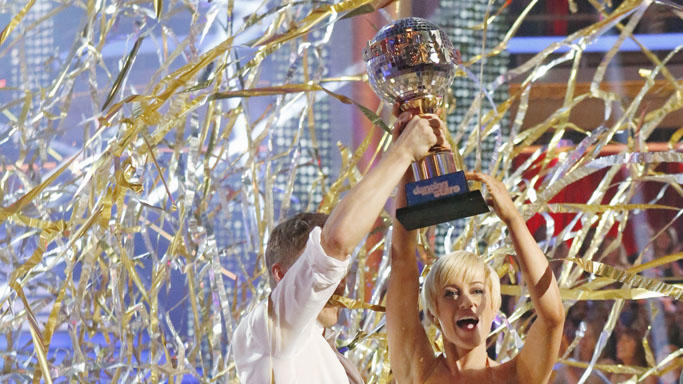 """Dancing With the Stars"" Season 16 Finale"