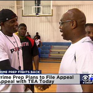 Sanders Says Prime Prep Academy Will Fight To Stay Open