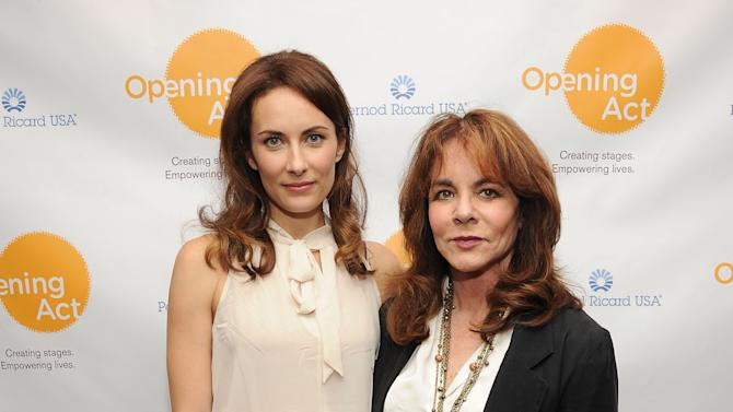 """Opening Act's Benefit Play Reading Of """"Collected Stories"""" After Party"""